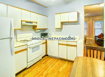 Brookline Apartment for rent 1 Bedroom 1 Bath  Brookline Village - $2,000