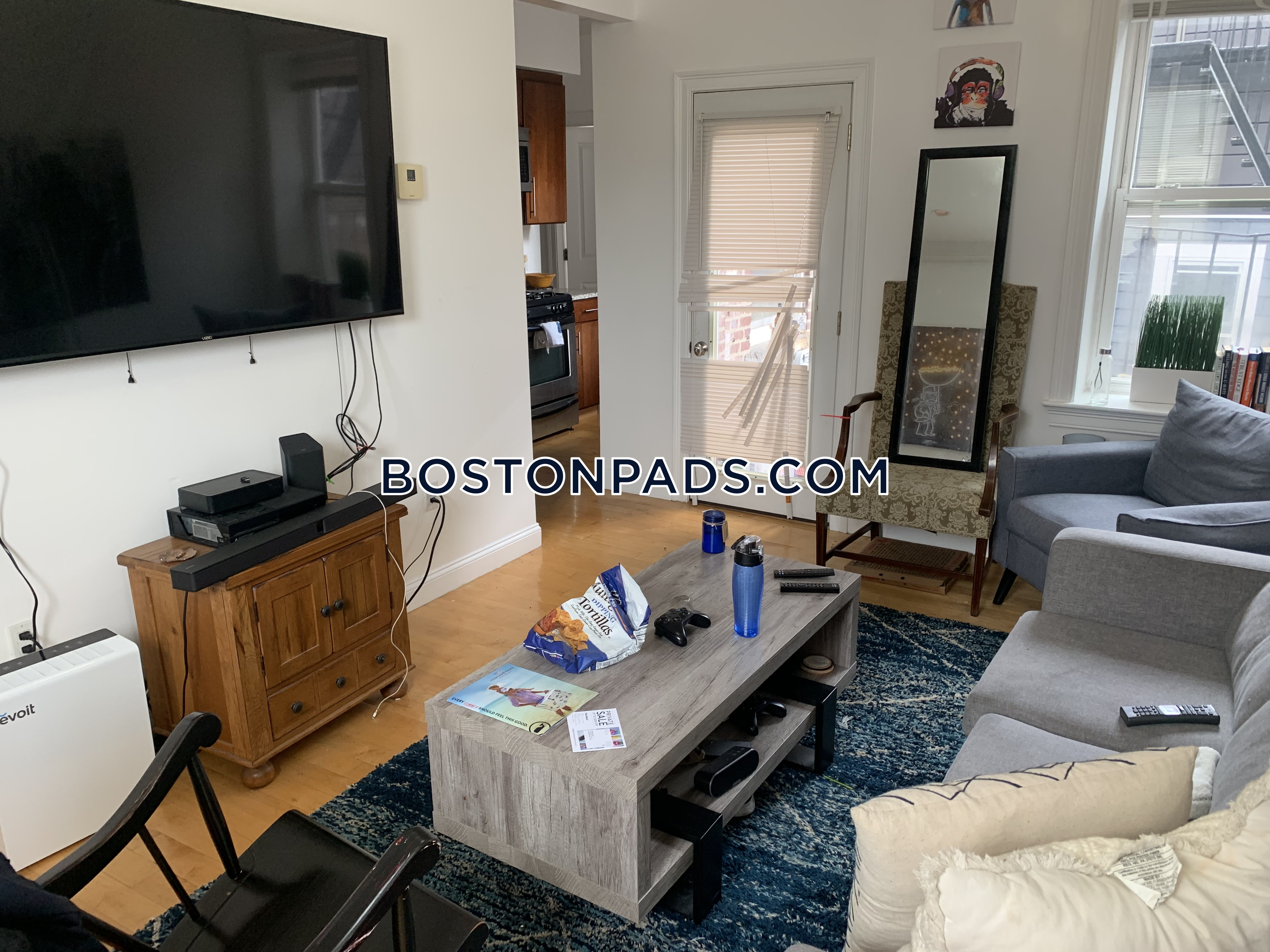 North End STUNNING 2 bed available on Sheafe St in the North End! Boston -  $3,200